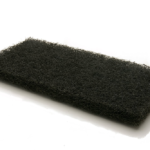 Black Cleaning Pads 5 Pack