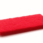 Red Cleaning Pads 5 Pack