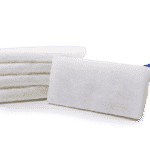 White Cleaning Pads 5 Pack