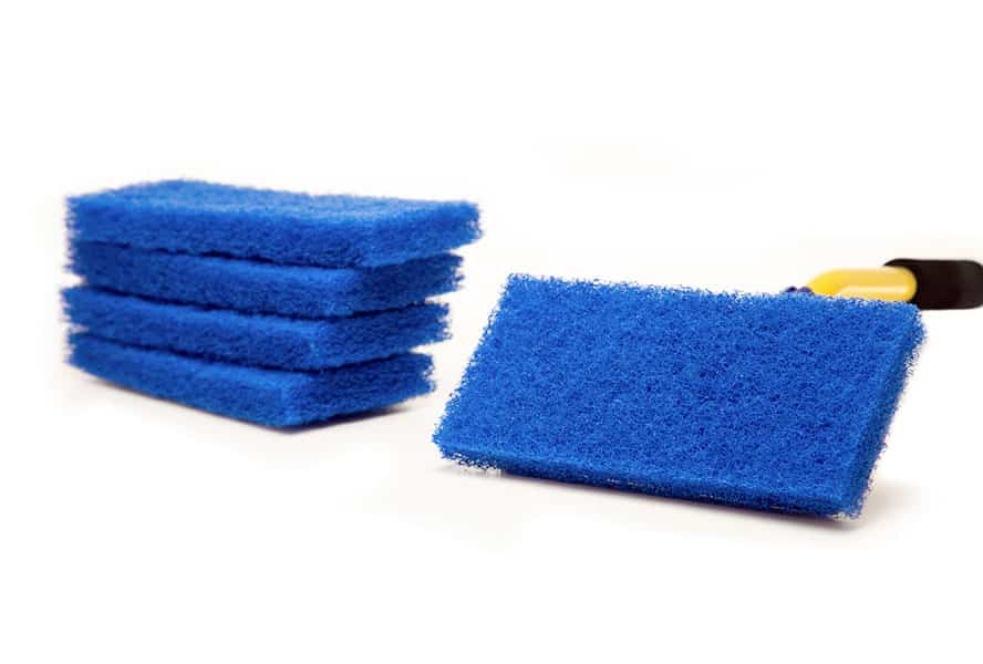 Blue Cleaning Pads 5 Pack featured image